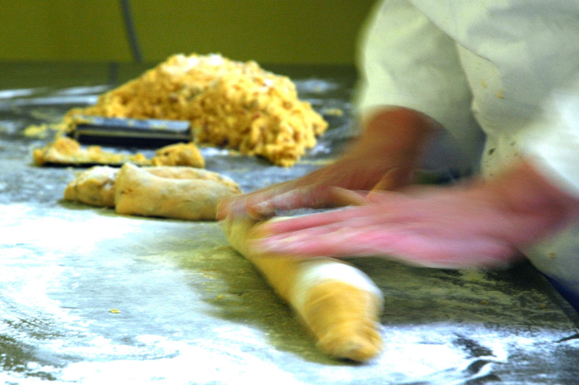 Cantucci bakken op ambachtelijke wijze ICantucci.it Pany da Lory Florence Italië