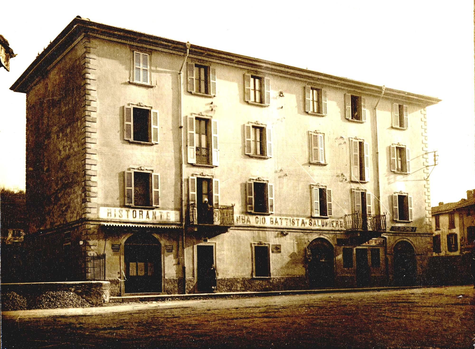 Taverna Gamba Edoardo Bergamo Italiaanse landgoedwinkel Landrucci Utrechtse platteland Werkhoven