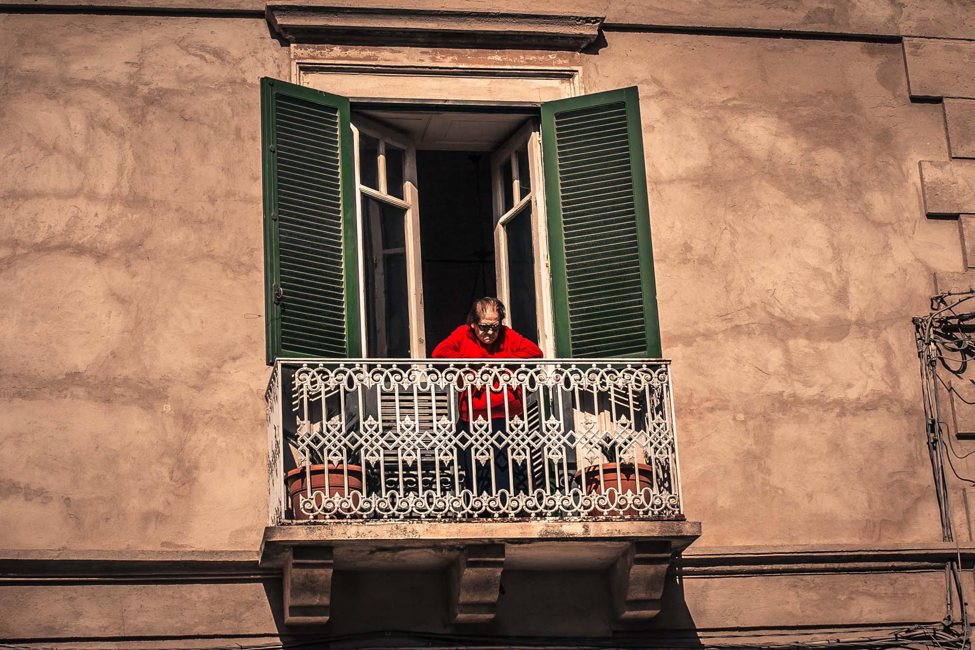 Het Italiaanse leven