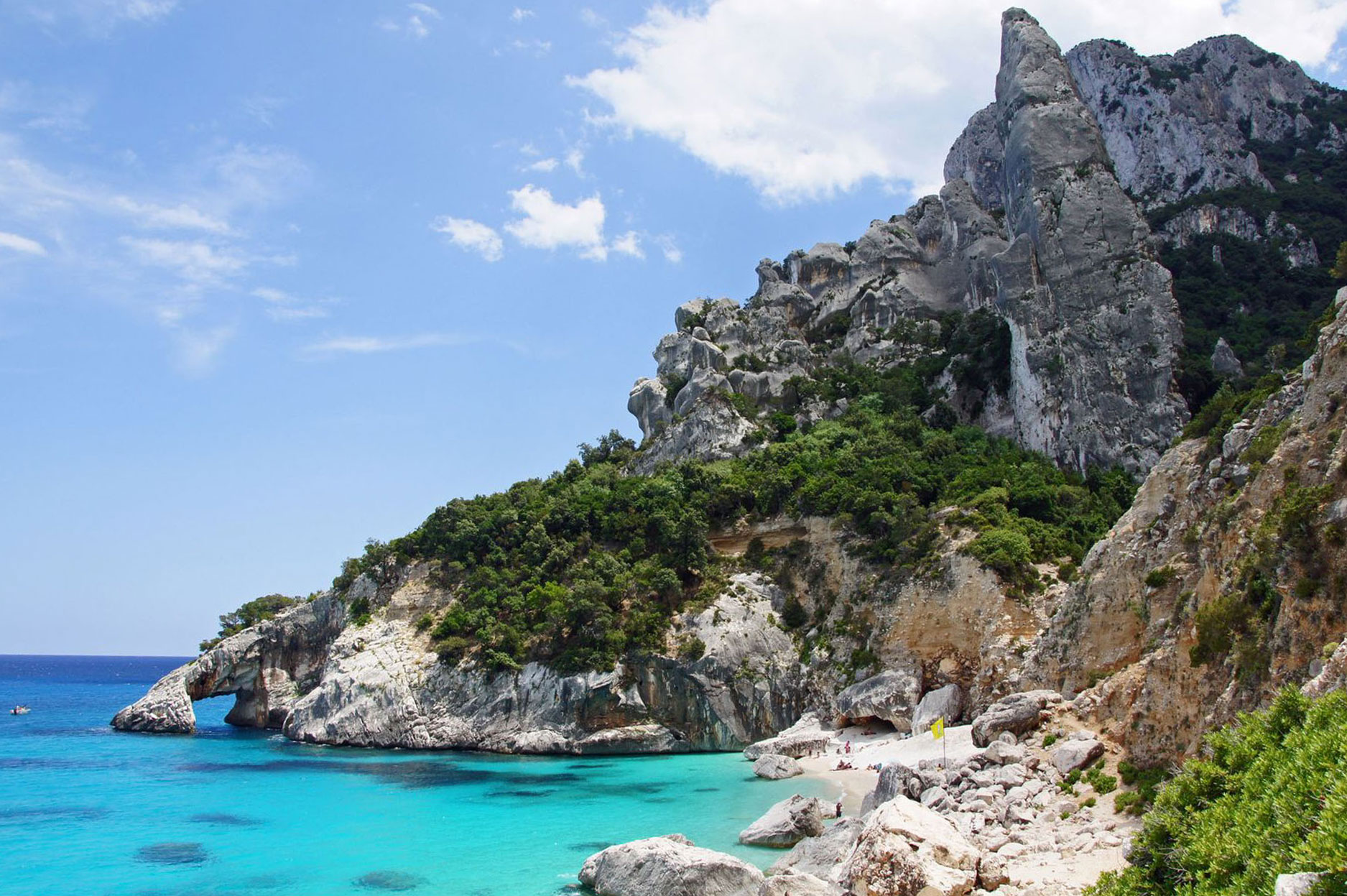 Vespatour Sardinië Italië-vakanties