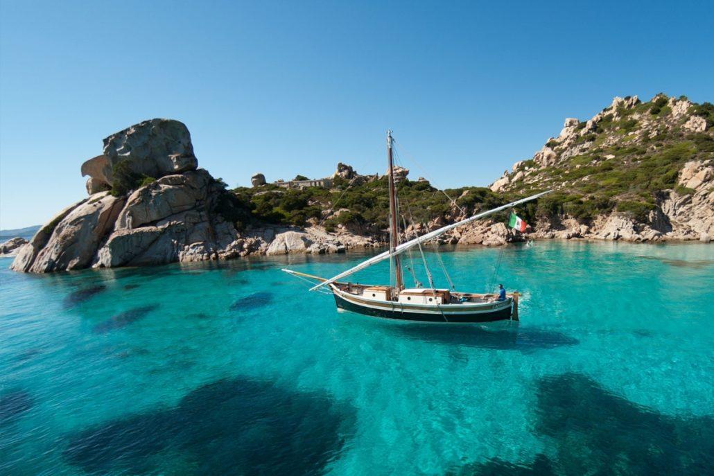 Excursie Maddalena-archipel Sardinië