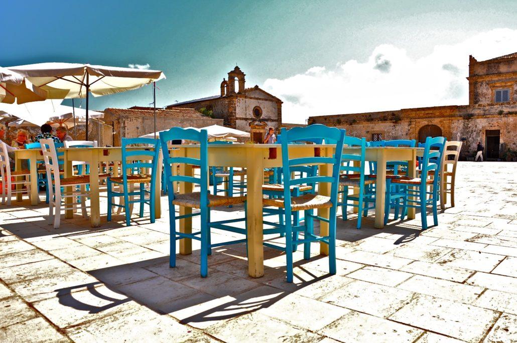 Sicilië Italie-bedrijfsreizen Landrucci