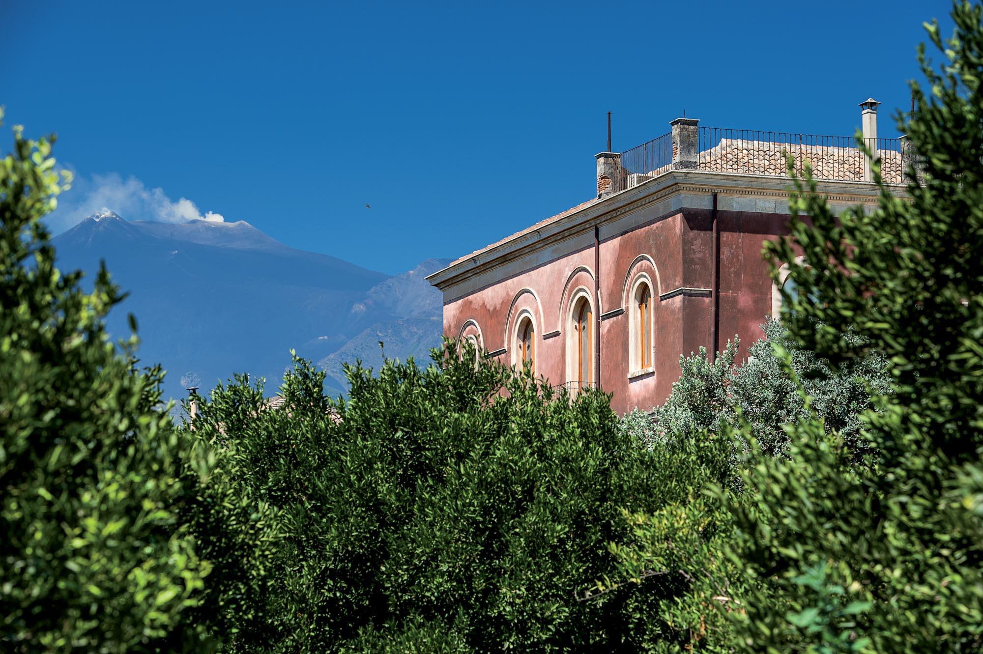 Zash Boutique Hotel wijnreis Sicilië