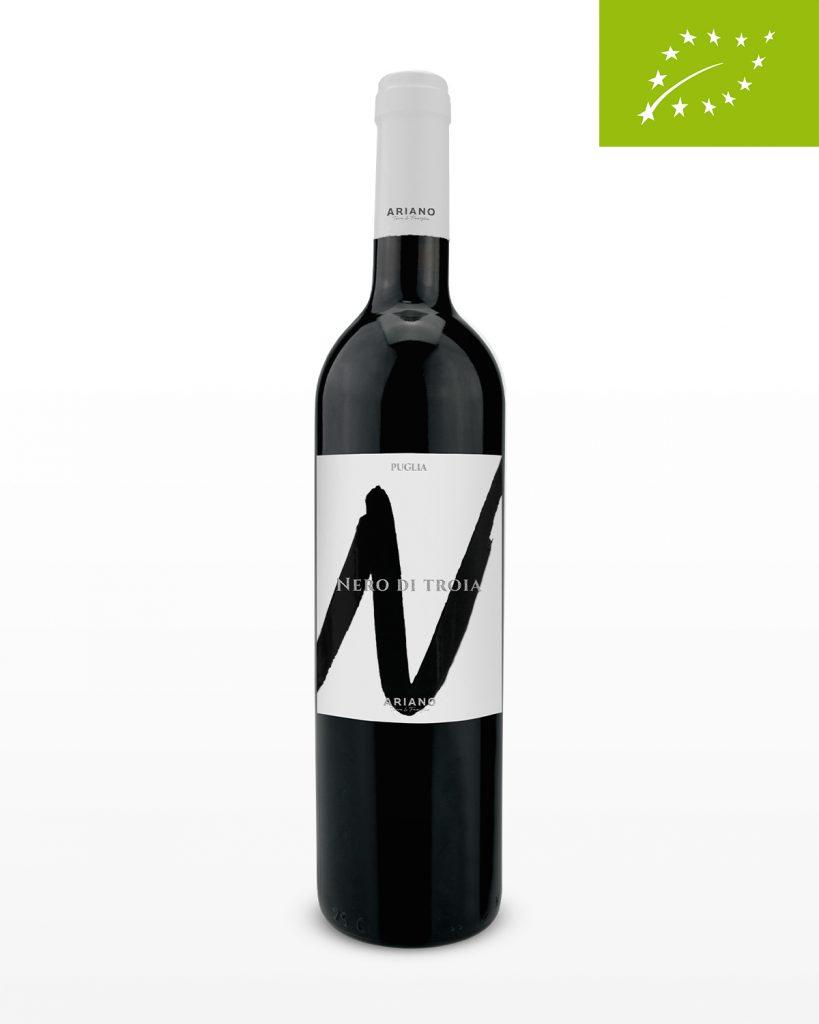 Nero di Troia Silver Italiaanse wijn