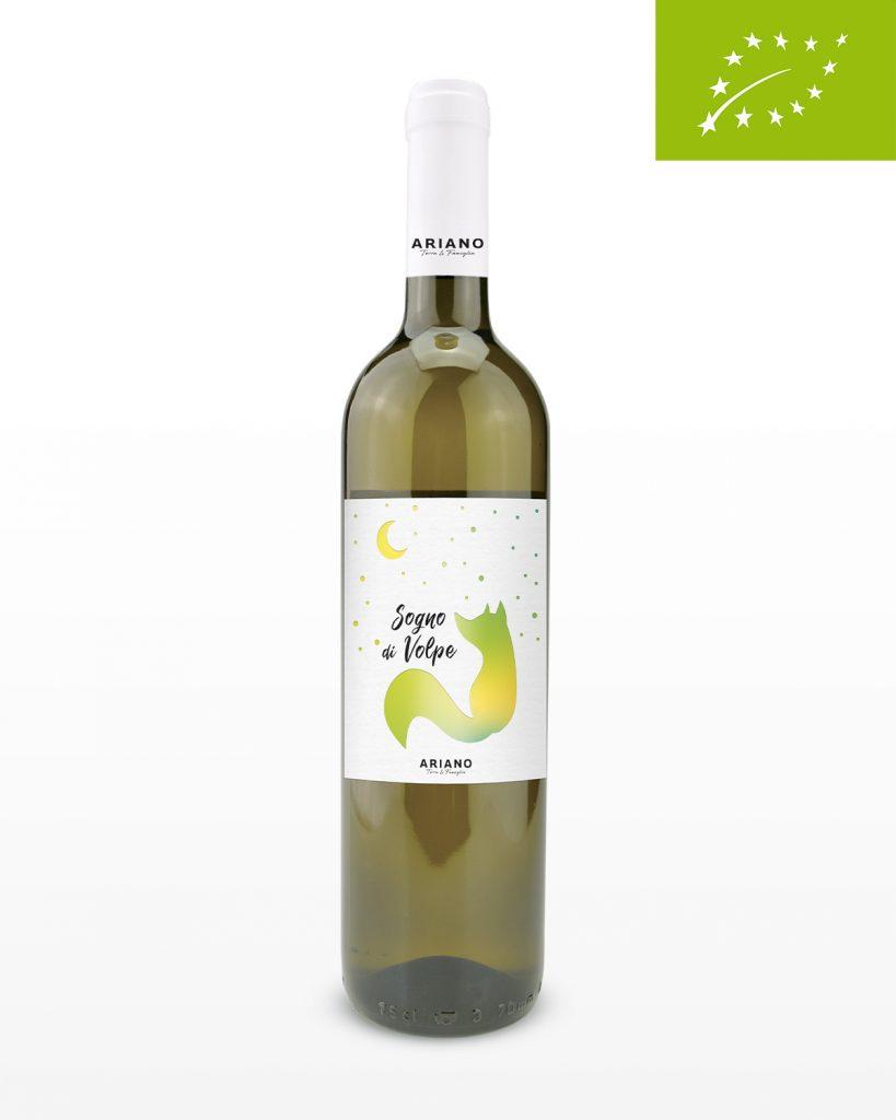 Sogno di Volpe witte wijn